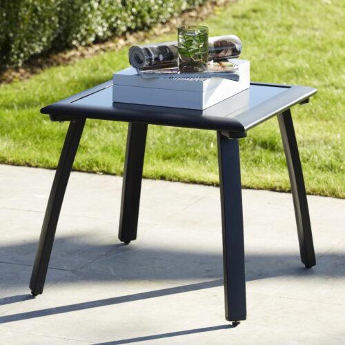 Autres wilsa garden - Table basse gris anthracite ...