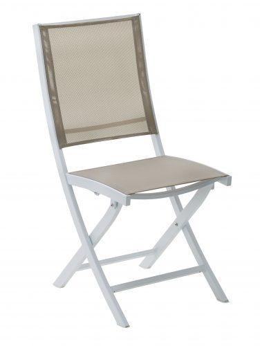 Chaise Bali Blanc