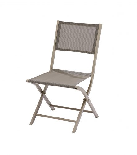 2 Chaises Modulo Taupe