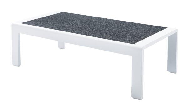 Table Basse Orlando Stone Blanc